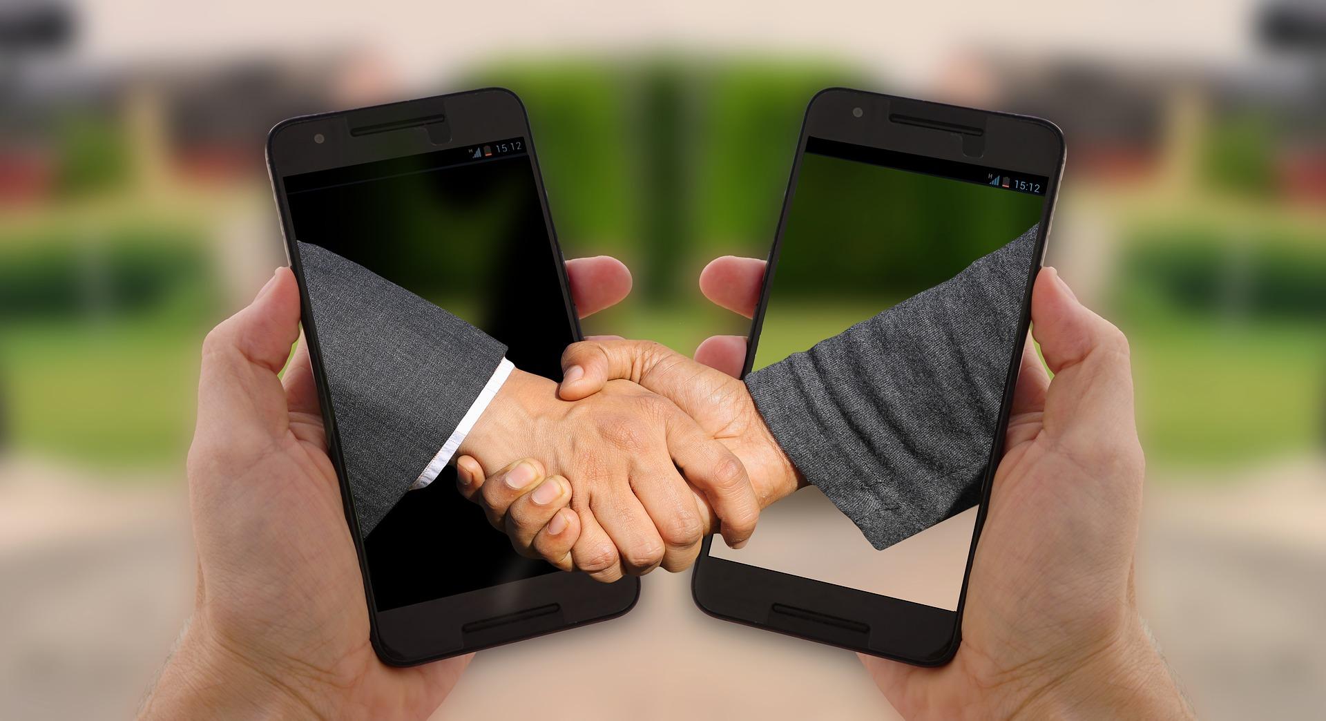 buona comunicazione con i clienti